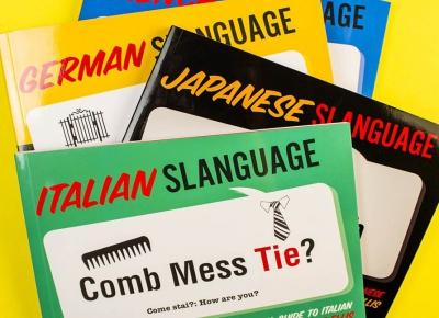 Ghid bilingv amuzant Slanguage