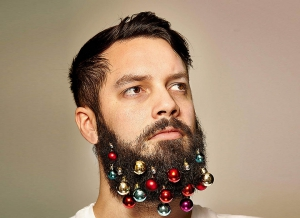Globuri pentru impodobit barba