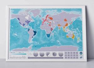Harta razuibila editia Oceane1