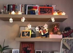 Instalatie de lumini LED Casute de Lemn7