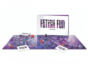 Joc pentru cupluri Fetish Fun1