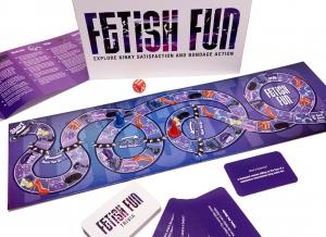 Joc pentru cupluri Fetish Fun0