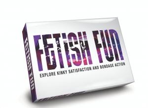 Joc pentru cupluri Fetish Fun4