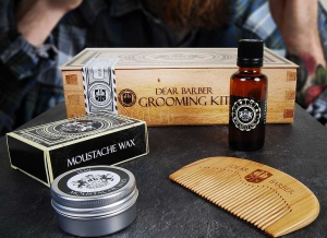 Kit complet de barbierit