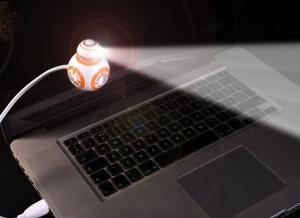 Lampa USB BB80