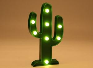 Lampa de Veghe LED Cactus8