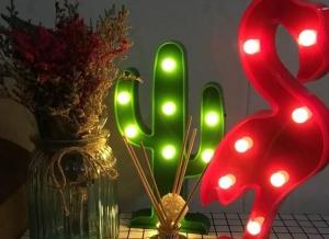 Lampa de Veghe LED Cactus2