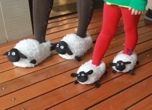 Papuci de casa Oita - Copil0