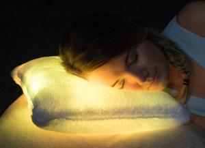Perna Moonlight Cushion cu telecomanda0