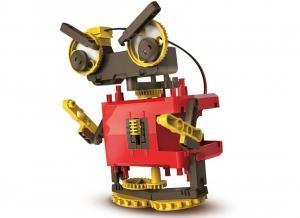 Robot educational motorizat 4 in 10