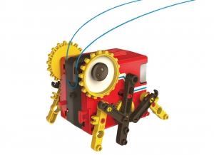 Robot educational motorizat 4 in 11