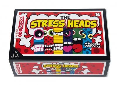 Set 6 Sosete cu Fete Stresate2