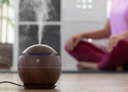 Difuzor uleiuri esentiale pentru aromaterapie0