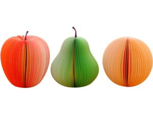 Carnetel de notite in forma de fructe5