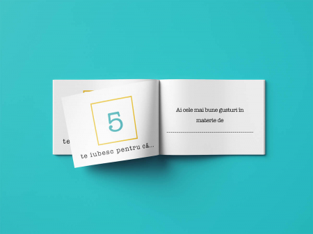Carte cadou Iubit 50 Motive pentru care te iubesc1