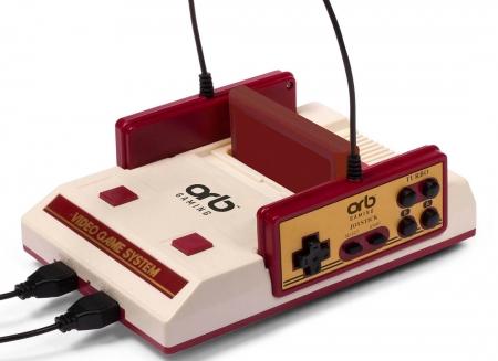 Consola de jocuri retro3