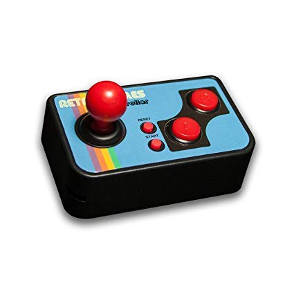 Consola de jocuri vintage, ultra-portabila3