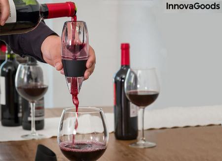 Decantor vin pentru gusturi rafinate0