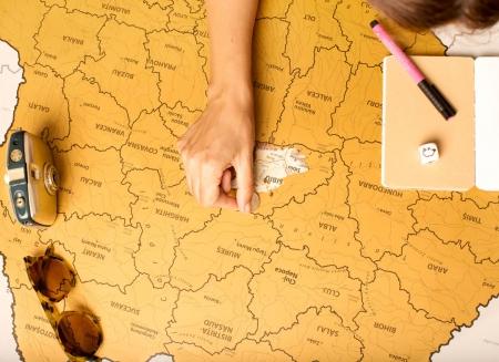 Harta Razuibila a Romaniei1