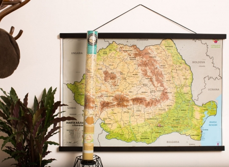 Harta Razuibila a Romaniei6