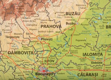 Harta Razuibila a Romaniei5