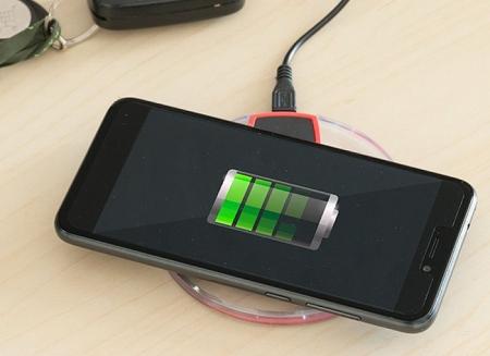 Incarcator wireless pentru telefon1