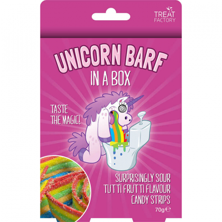 Jeleuri Unicorn Barf