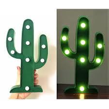 Lampa de Veghe LED Cactus12