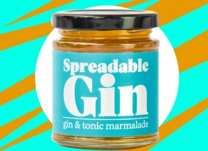 Marmelada Gin tartinabil