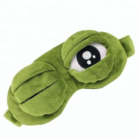 Masca de dormit Broscuta curioasa8