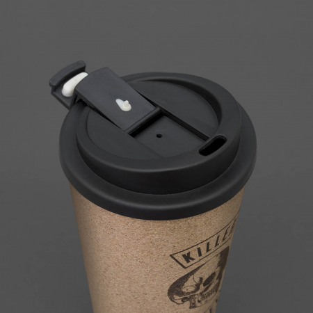 Pahar de pluta Killer Coffee5