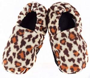 Papuci cu incalzire la microunde Leopard2