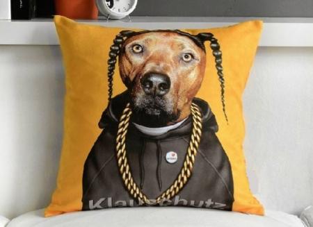 Husa Perna caine Snoop Dogg