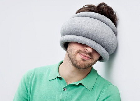 Perna Ostrich Pillow Light4