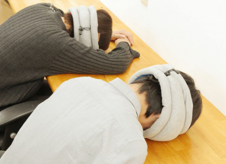 Perna Ostrich Pillow Light6