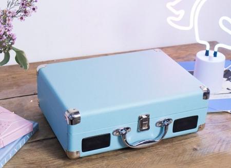 Servieta cu Platan si Bluetooth - Blue