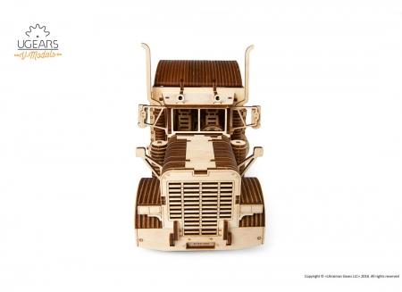 Puzzle 3D Camion VM-03 din lemn Ugears11