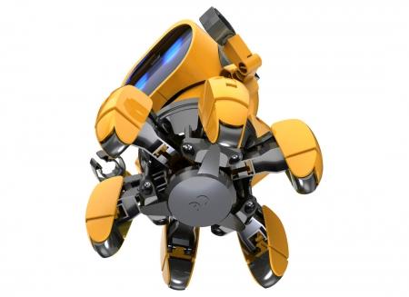 Robot interactiv Tobbie7