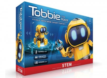 Robot interactiv Tobbie9