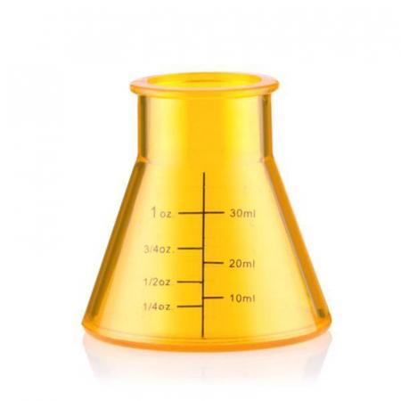 Set 4 pahare de laborator pentru shoturi2