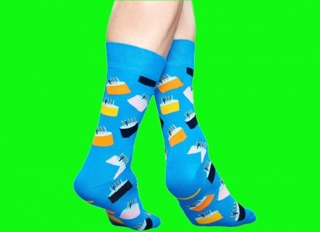 Set sosete Happy Socks Happy Birthday3