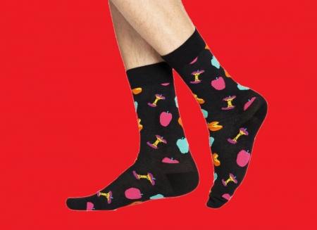Sosete Happy Socks Apple0