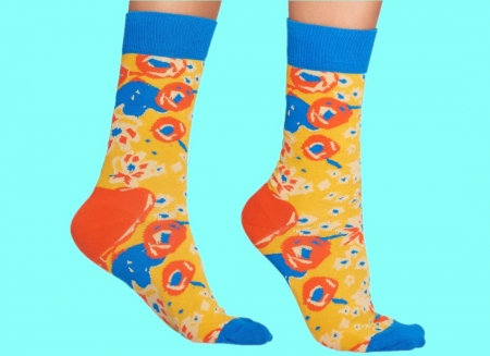 Sosete Happy Socks colorate Wiz Khalifa