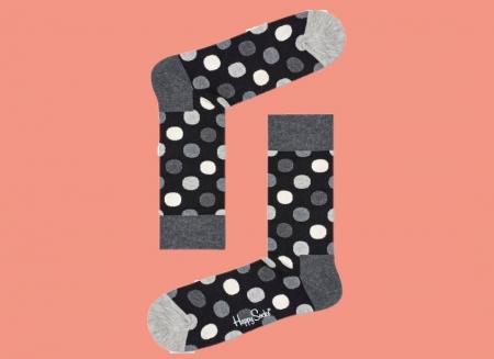 Sosete Happy Socks Duo Pattern2