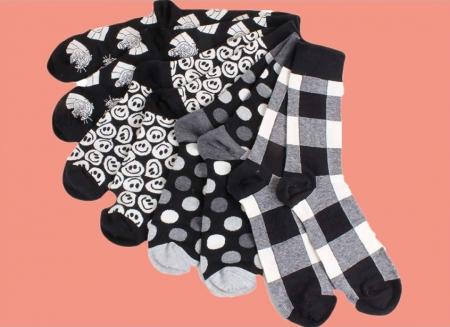 Sosete Happy Socks Duo Pattern0