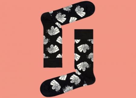 Sosete Happy Socks Duo Pattern4