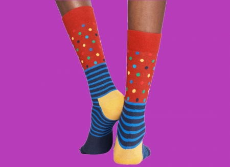 Sosete Happy Socks Stripes and Dots0
