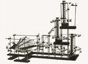 Space Rail Nivelul 71