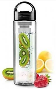Sticla de apa cu infuzor de fructe0