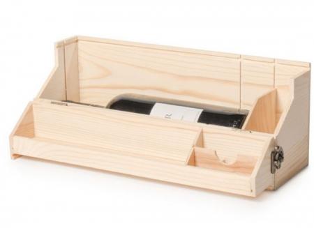 Suport din lemn multifunctional pentru vin2